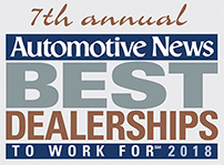 2018 Best Dealerships